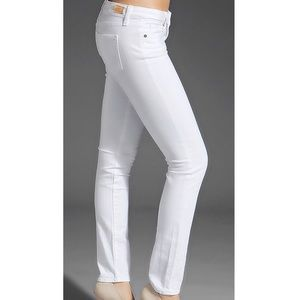 PAIGE Jeans - PAIGE SKYLINE WHITE JEANS. SIZE 25. FLAWLESS!